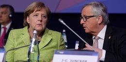 Merkel wściekła na szefa Komisji Europejskiej. Dlaczego?