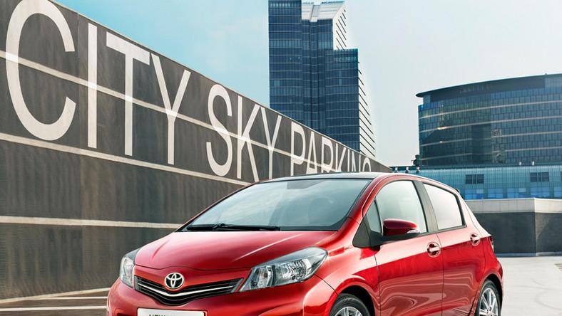 Toyota Yaris znalazła się w finałowej siódemce prestiżowego konkursu Car Of The Year 2012