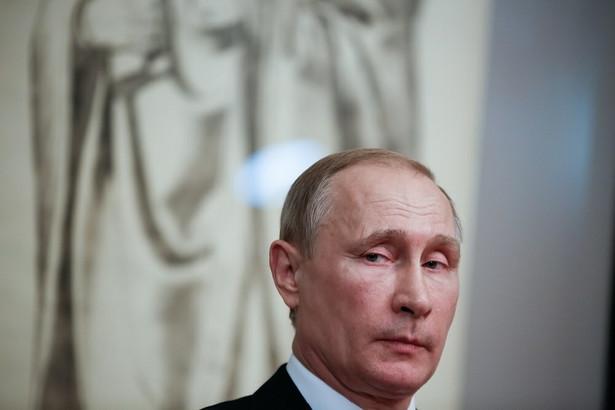 Władimir Putin Fot. Ververidis Vasilis