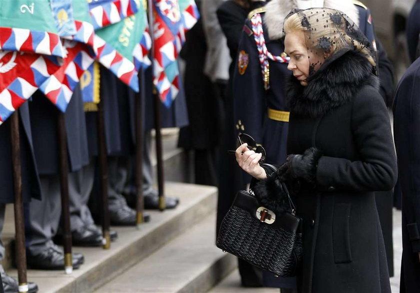 Pogrzeb Vaclava Havla