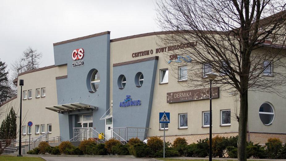 Centralny Ośrodek Sportu w Cetniewie