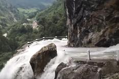Nepal put vodopad prtscn Youtube