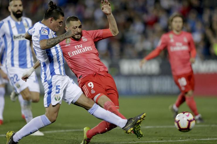 FK Leganes, FK Real
