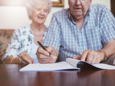 ZUS lub KRUS wypełni zeznanie PIT za emeryta lub rencistę