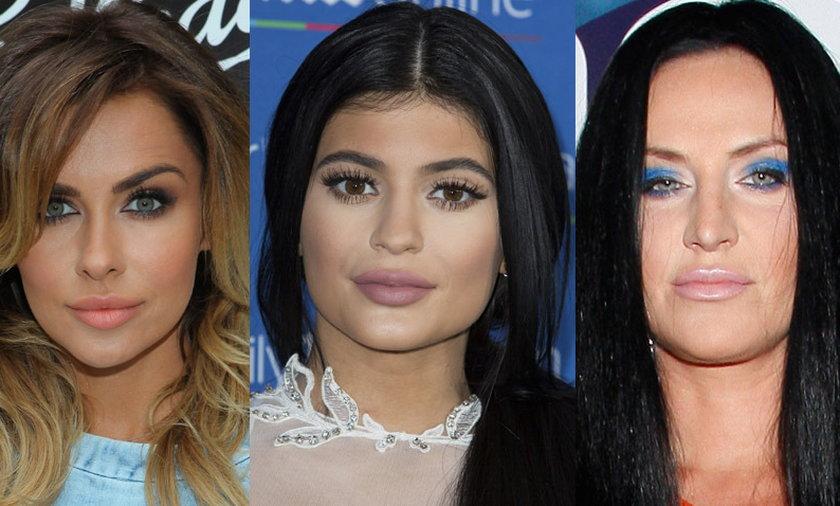 Natalia Siwiec, Kylie Jenner, Kayah