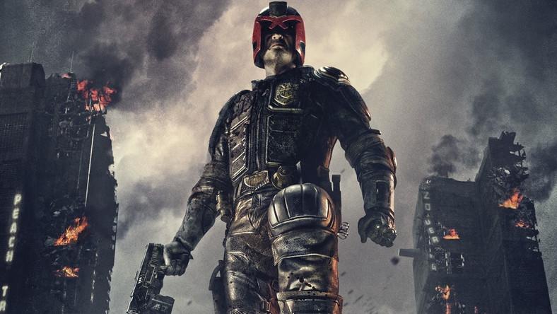 Karl Urban jako Dredd niepokonany