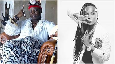 Charly Boy says DJ Switch is the lady holding the 'dictatorship government of Nigeria' by the balls