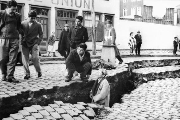 Zemljotres u Čileu, 1960. godine
