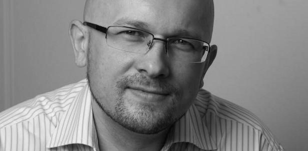 Andrzej Andrysiak, zastępca redaktora naczelnego DGP