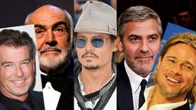 Który aktor najładniej się starzeje?