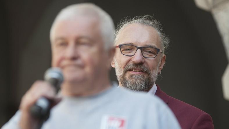 Czy Krzysztof Łoziński zastąpi Mateusza Kijowskiego?