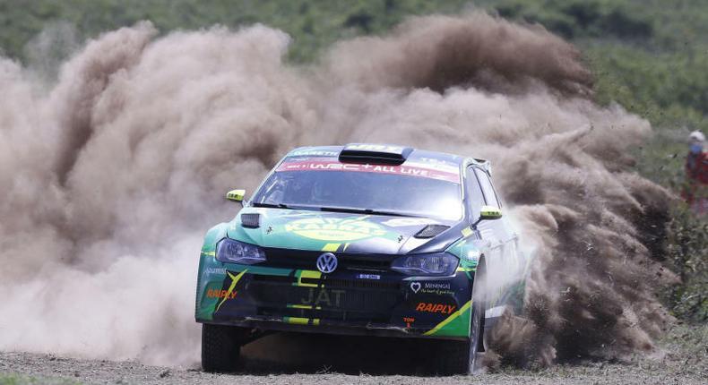 WRC Safari Rally 2021