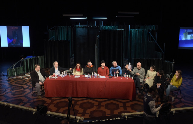 "Publika će videti i ono što se ne vidi na sceni: Ansambl predstave ""Hamlet"""