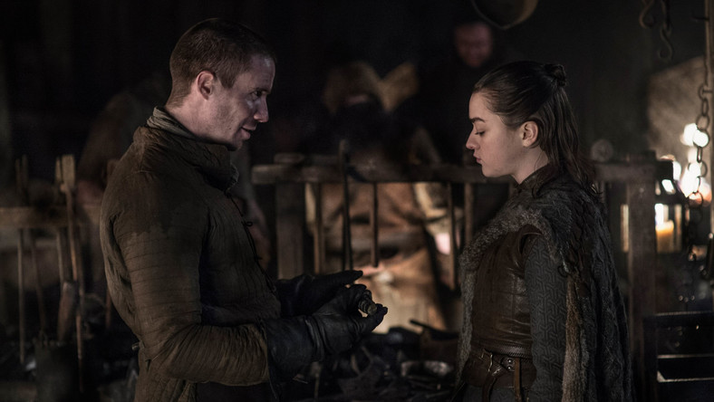 game of thrones arya gendry