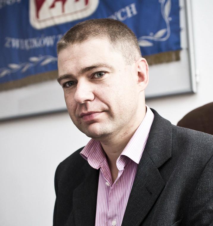 Piotr Szumlewicz ekspert OPZZ