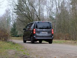 Opel Zafira Life Business VIP - numer jeden wśród minibusów?