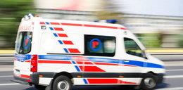 Ratownik medyczny z Łodzi zaatakowany przez nożownika