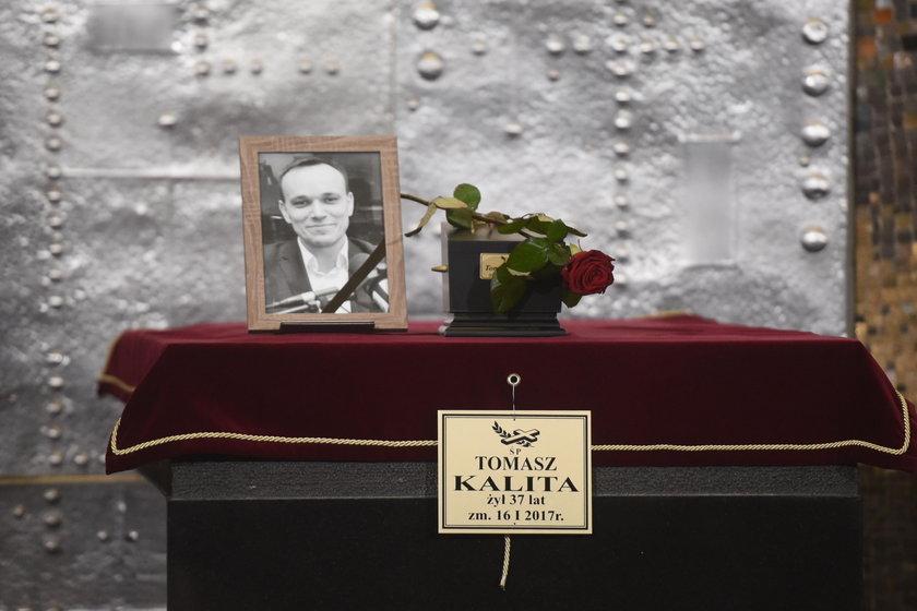 Ostatnie pożegnanie Tomasza Kality