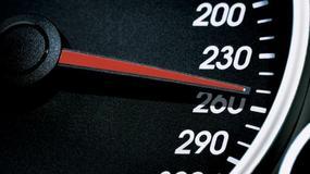 150 km/h to zbyt szybko