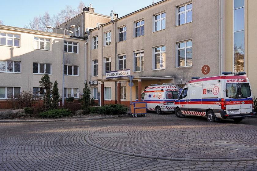 Ruszyła przebudowa izby przyjęć Szpitala Morskiego w Gdyni.