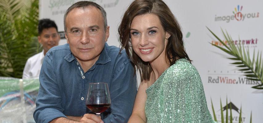 Julię Kamińską i jej partnera dzieli 20 lat różnicy. Rodzina aktorki nie patrzyła na ten związek przychylnym wzrokiem