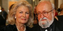 Penderecki poderwał żonę, gdy miała 16 lat. Ile miał on?