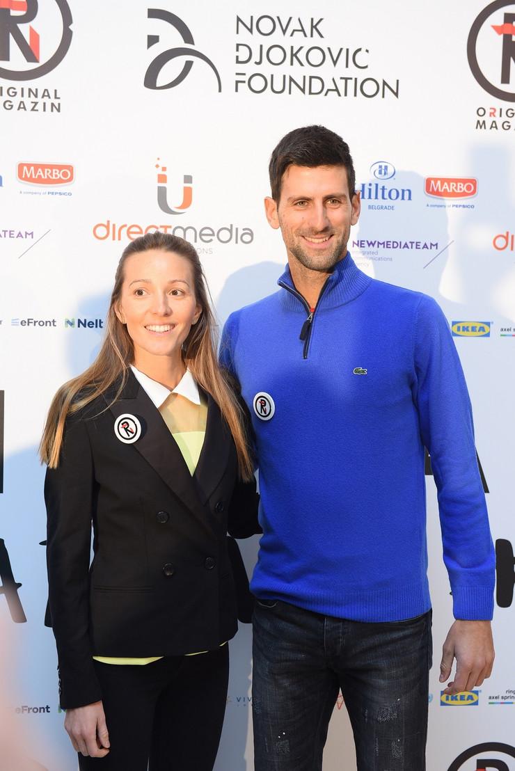 OR#2 Jelena i Novak Djokovic