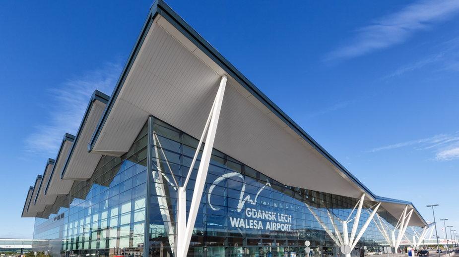 Lotnisko w Gdańsku