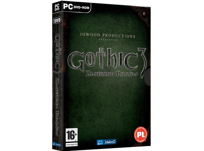 """Święta: Nowe oblicze """"Gothic 3"""""""
