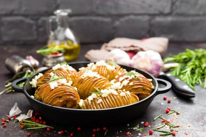 Hrskavi krompiriči