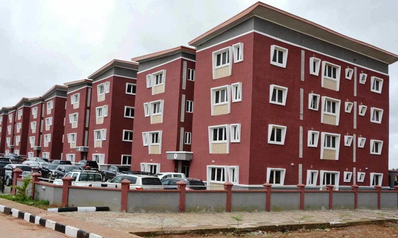 Igando Housing Estate named after the former Governor of Lagos State, Alhaji Lateef Jaknade (Guardian)