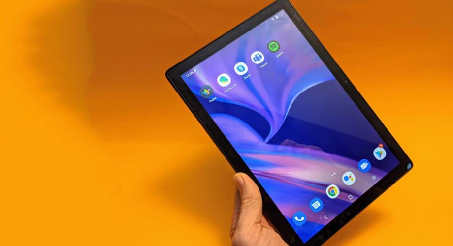 Alcatel 3T10: Günstiges Tablet für Homeschooling im Test