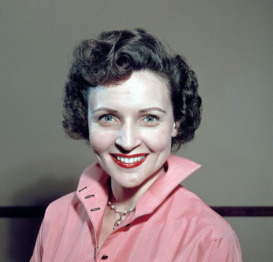 Betty White (lata 50.)