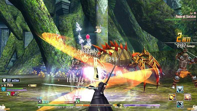 Sword Art Online Hollow Fragment oraz Lost Song trafią także na PlayStation 4
