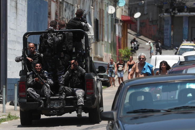 brazil policija