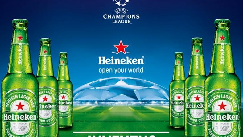 Heineken to host exclusive viewing of Juventus vs Real Madrid Champions League final