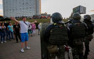 'Płaczę i błagam'. Matka polskiego studenta zatrzymanego na Białorusi apeluje o pomoc