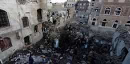 Zbombardowano ministerstwo obrony