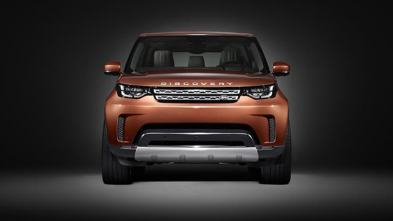 Nowy Land Rover Discovery