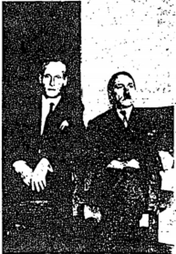 Fotografija kojom se navodno dokazuje da je Hitler živeo u Argentini