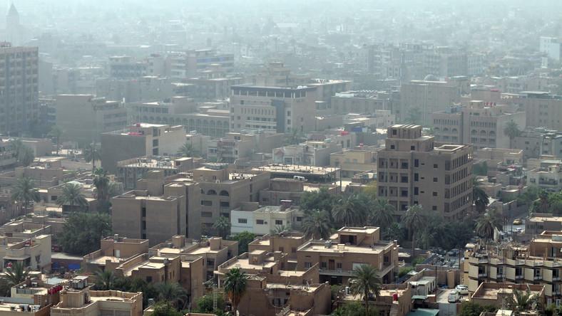 Seria zamachów w Iraku
