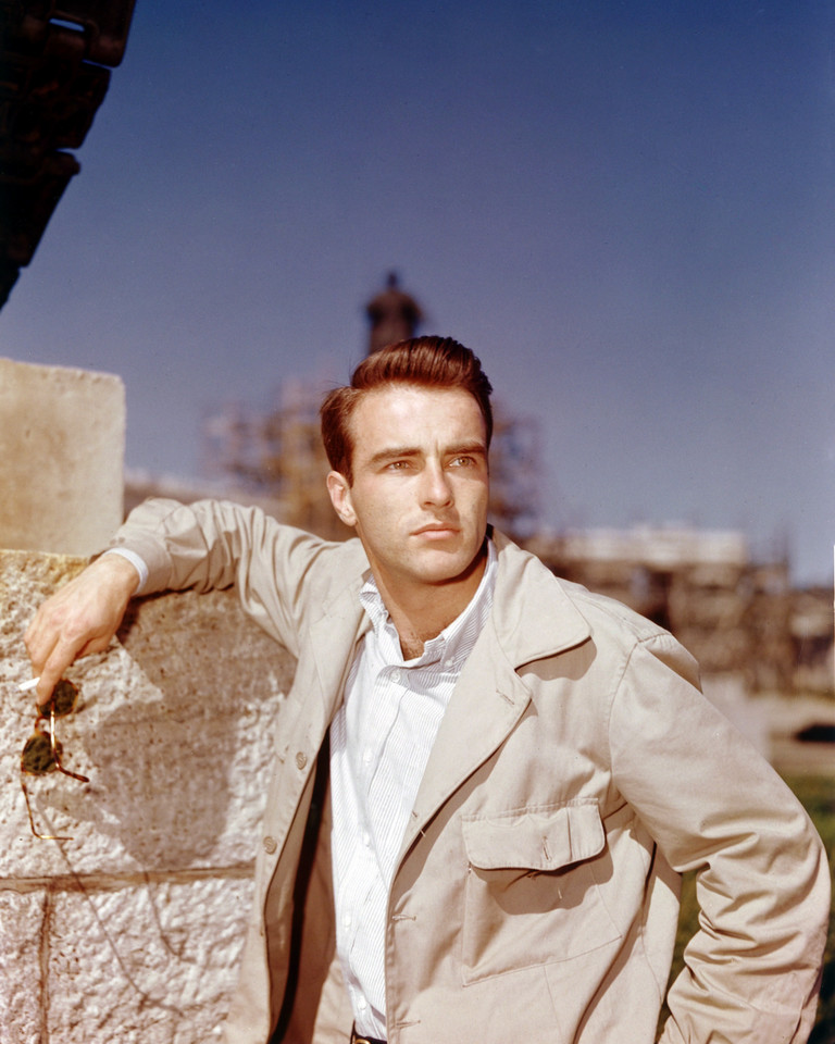 Montgomery Clift (ok. 1950 r.)