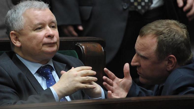 Kaczyński utarł nosa Kurskiemu