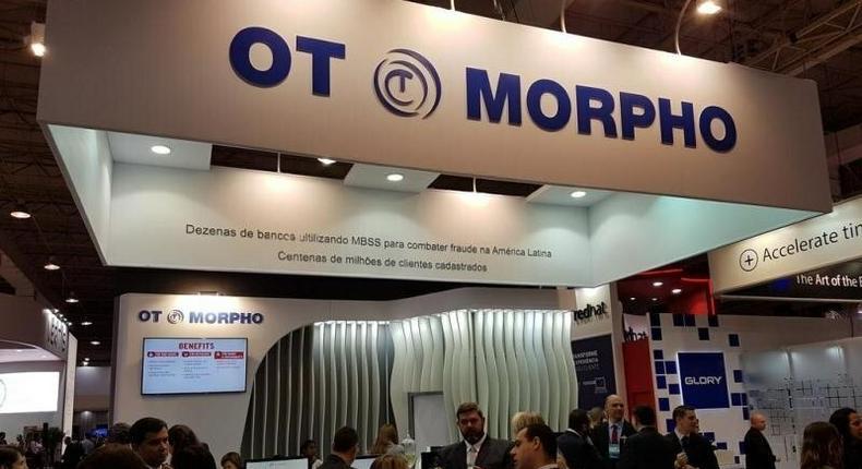 French firm OT Morpho