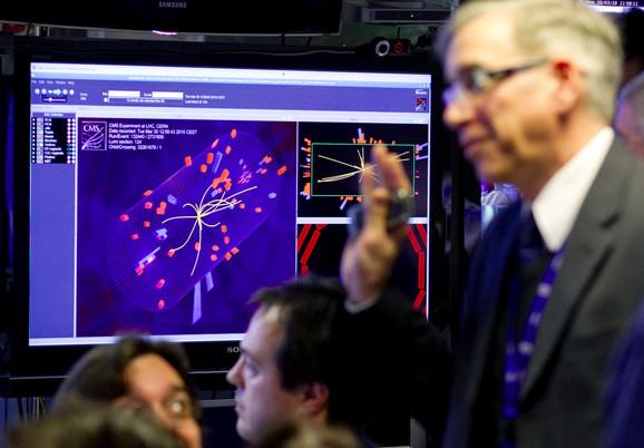 CERN, ilustracija