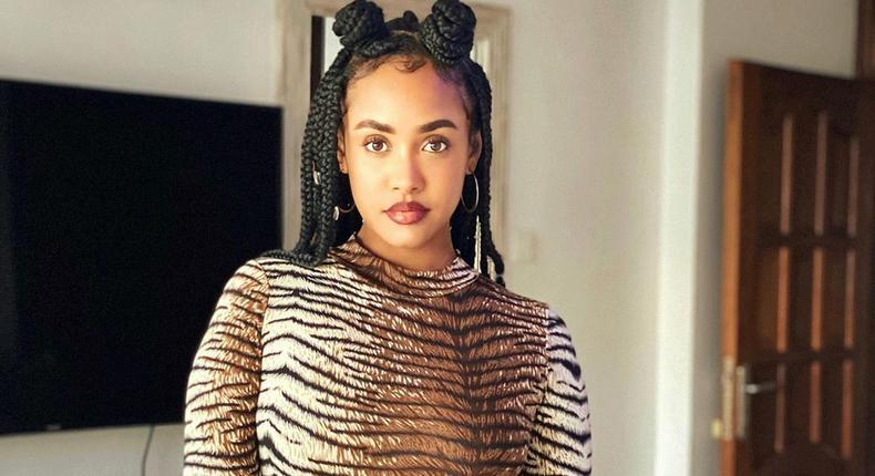 Furious Tanasha Donna blasts fans who gatecrashed her party and shared videos with bloggers