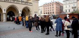 Tłumy w krakowskich muzeach. Zobacz zdjęcia