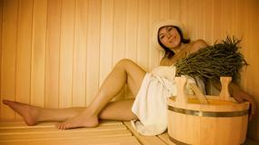 Sauna przegania infekcję i stres