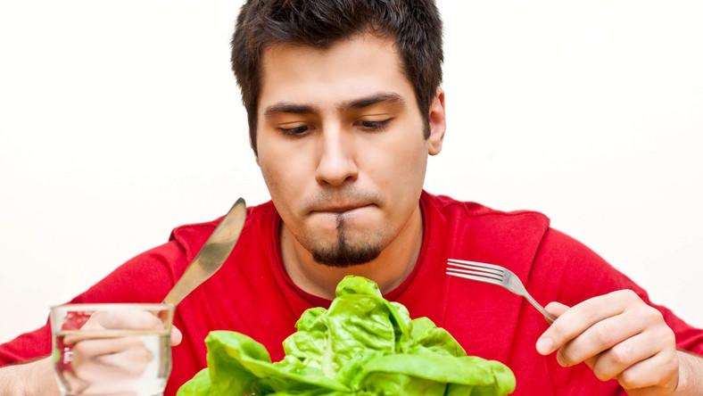 sałata wegetarianizm posiłek