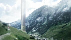 Szwajcarzy chcą wybudować w Alpach najwyższy hotel na świecie